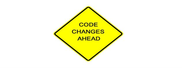 ASME Code Changes