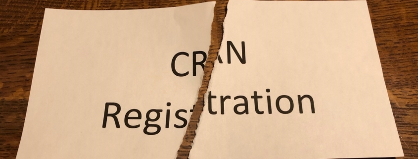 CRN Number